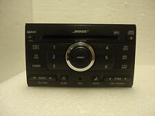 NISSAN Maxima BOSE Satellite Radio Stereo 6 Disc Changer AUX MP3 CD Player