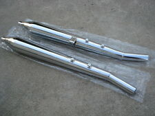HONDA CB360 EXHAUST MUFFLER 1 PAIR / Brand New /