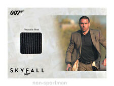 JAMES BOND 2013 AUTOGRAPHS & RELICS COSTUME SSC6 OLA RAPACE 14/200