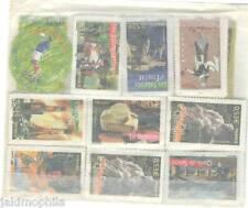 Lot 100 timbres neufs ** à 0,53 € Faciale 53 € pour affranchissement