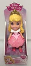 ~Disney Princess~ MINI Toddler Doll Figure SPARKLE COLLECTION AURORA