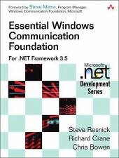 Essential Windows Communication Foundation (WCF): For .NET Framework 3.5 Steve