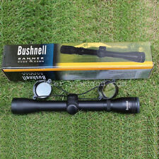 Bushnell Banner Hunting Rifle Scope 4X32mm Multi-X Optics Tactical Riflescope