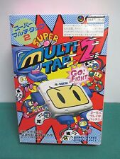 SNES -- SUPER MULTI TAP 2 HC700 -- New. Super famicom. Nintendo. JAPAN. 14171
