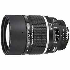 Nikon Single-Focus Lens Ai AF DC Nikkor 135mm f / 2D Full Size New