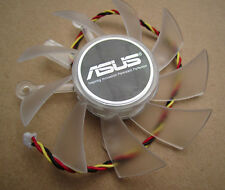 75mm R128015SH 3Pin Fan for VGA Video Card Asus 3850 4850 9400 9500 9600 9800GT