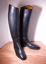 "Mens "" Cavallo "" German  Leather Equestrian Riding- Boots size 10 USA"