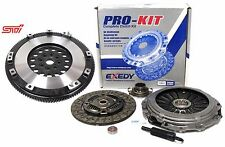 Exedy Pro Kit Clutch+ACS Flywheel 2004-2010 Subaru Impreza WRX STi 2.5L TURBO