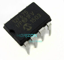 5PCS MCU IC MICROCHIP DIP-8 PIC12F675-I/P 12F675-I/P 12F675