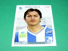 N°99 HRISTO YANEV GRENOBLE FOOT 38  PANINI FOOT 2009 FOOTBALL 2008-2009