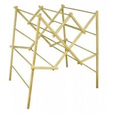Robbins Home Goods HG-304 Maine Made Wooden Clothes Drying Rack