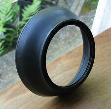 zeiss ikon rubber ei60 mm lens shade hood  s60 internal thread protessar etc