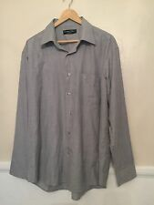 Men's  Christian  Dior Dress Shirt Size XL 43-44