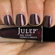 NEW! Julep JILLIAN Nail Polish ~ Deep eggplant with bronze molten Special Effect
