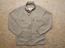 Men's Barbour Cotton Linen Sapper Jacket Size XL Genuine Mint Casual