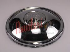 BORCHIA COPPA RUOTA CROMATA BORDO BASSO X ALFA ROMEO 1900 BERLINA WHEEL COVER