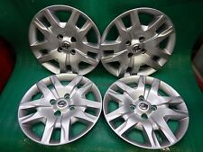New Set  Nissan Sentra hubcaps 2010-2012 fits 16 inch wheels 53084 01