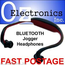 Bluetooth stereo Headphones jogging for IPOD & IPHONE 5 & 6 Samsung Galaxy +