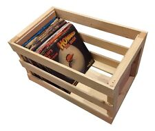 45 RPM Vinyl Record Storage Crate - Album, LP, Record Storage and Display