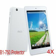 For Acer Iconia One 7 B1-750 Tabet 4PCS Screen Protector Protective Guard Film