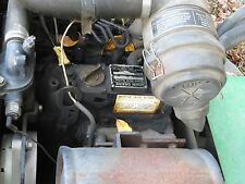 John Deere Yanmar 3008D002 Diesel Engine - 3 cylinder - Good Running Engine