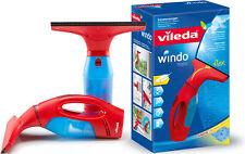 Vileda Windomatic sans fil aspirateur pour vitre miroir douche en verre flex head
