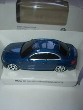 Original BMW 1er SERIE COUPE Free Wheel 1:64  BMW 135 i  Modellauto 135 i NEU