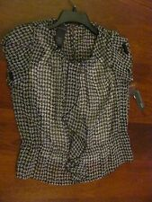Covington Black & White Blouse 2 pcs Size MP  Buy Now $14.99