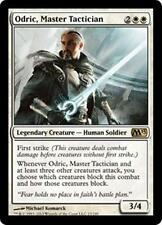 ODRIC, MASTER TACTICIAN M13 Magic 2013 MTG White Creature—Human Soldier RARE