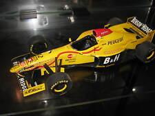 1:18 JORDAN PEUGEOT 196 G. Fisichella 1996 rebuilt Umbau Tabacco B&H TOP