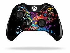 Paint Splat Xbox One Remote Controller/Gamepad Skin / Cover / Vinyl  xb1r30