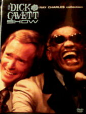 The DICK CAVETT SHOW RAY CHARLES COLLECTION 3 Complete Episodes 14 Songs SEALED