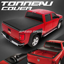SNAP-ON VINYL TRUNK ROLL-UP TONNEAU COVER FOR 94-03 CHEVY S10/SONOMA 6'SHORT BED