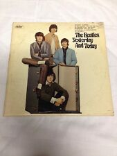 Beatles Yesterday And Today Original Mono Second State Butcher T2553 Capitol