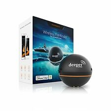 Deeper Smart Wireless Portable Fishfinder for Smartphone Android & iOS