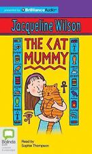 The Cat Mummy by Jacqueline Wilson (2015, CD, Unabridged)