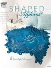 Shaped Afghans Crochet Pattern Book - 6 Designs - Annie's Attic