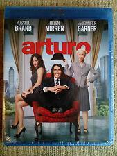 Arturo - con R. Brand, H. Mirren e J. Garner - Blu-ray Disc nuovo sigillato