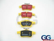 Ford Focus ST225 mk2 2.5 Rear Brake Disc Pads EBC Yellowstuff Uprated DP41749R