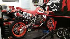 HONDA XR650L XL 650 XR 650L  SEMI CUSTOM GRAPHICS KIT REPSOL HONDA