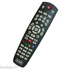 Original Fernbedienung Dr.HD Grand / Clarke Tech HD 6600 Serie Remote Control