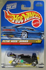 Hot Wheels 1:64 Scale 1997 Flyin' Aces Series DOGFIGHTER (5 HOLES)