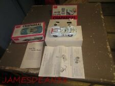 SEARS MARX 1/24 CHAPARRAL SLOT CAR IN BOX