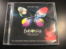 Eurovision Song Contest MALMO 2013 Import 2xCD Set / All 39 Songs !!