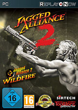 Jagged Alliance 2 + Wildfire [PC Download] - Multilingual [DE/EN/FR/PL]