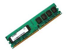 Elpida EBE21UE8ACWA-6E-E PC2-5300U-555 2GB 2Rx8 DDR2 RAM Memory, 667MHz CL5