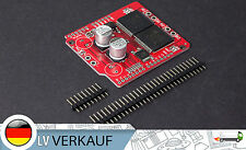 Monster Moto Shield VNH2SP30 DC Stepper Motor Ardumoto für Arduino Raspberry Pi