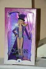 CHER BOB MACKIE BARBIE DOLL, HOLLYWOOD CELEBRITY DOLLS COLLECTION, 2007, NRFB