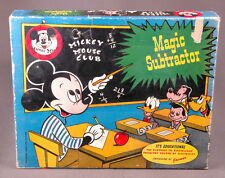 Magic Subtractor-Mickey Mouse Toy-Disney Educational Math Toy Game-Electric