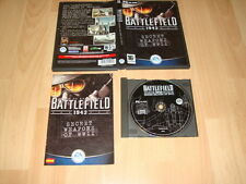 BATTLEFIELD 1942 SECRET WEAPONS OF WWII EXPANSION PARA PC USADO COMPLETO